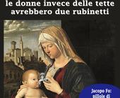 Fonte della foto: Jacopo Fo: buone notizie, ecologia, politica